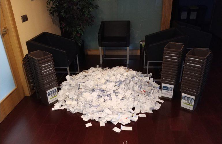 Campaña de prevención de residuos en la compra - ¡Ya hay ganadores!