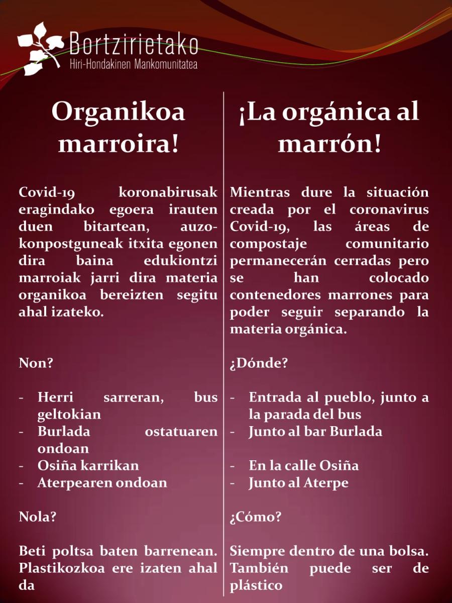 Marroiak-Arantzan-kartela