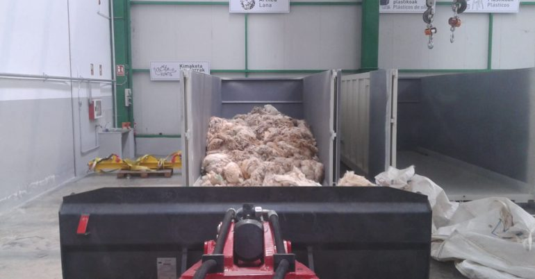 Recogida de lana de oveja gratis (2ª vuelta)