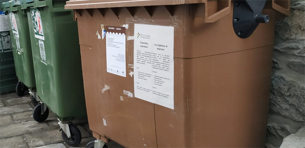 Contratación del servicio de transporte y recogida de orgánico